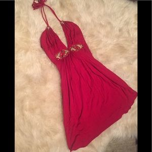 Sky Brand Red Dress in Small